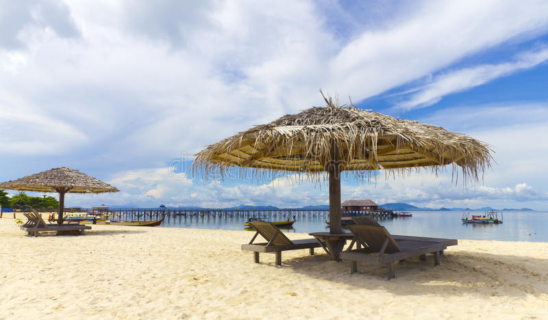 Download Mabul beach stock photo. Image of relaxing, swimming - 26548138