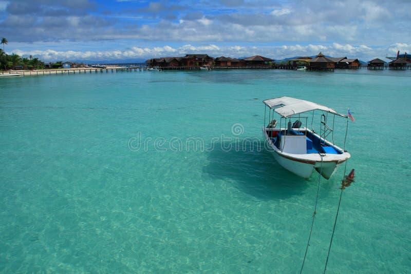 Mabul Island stock photos