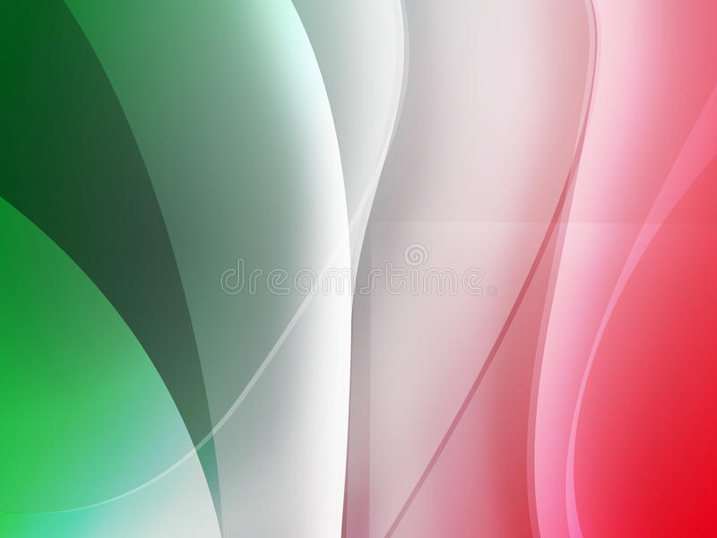 mac för bakgrundsflaggaitalienare stock illustrationer