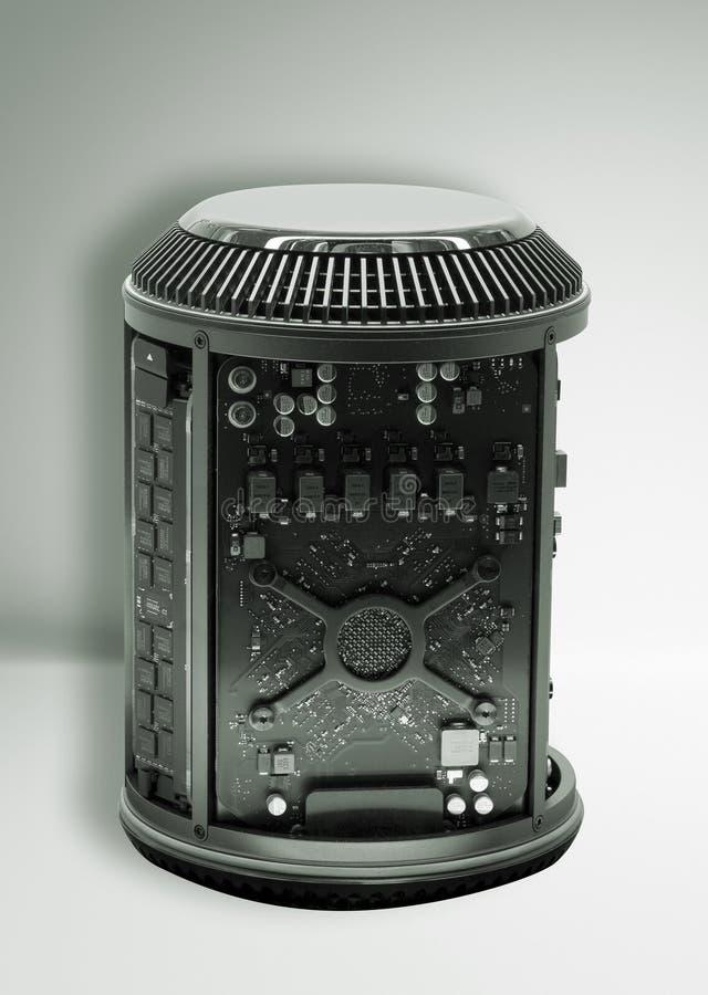 Mac Pro royaltyfri bild