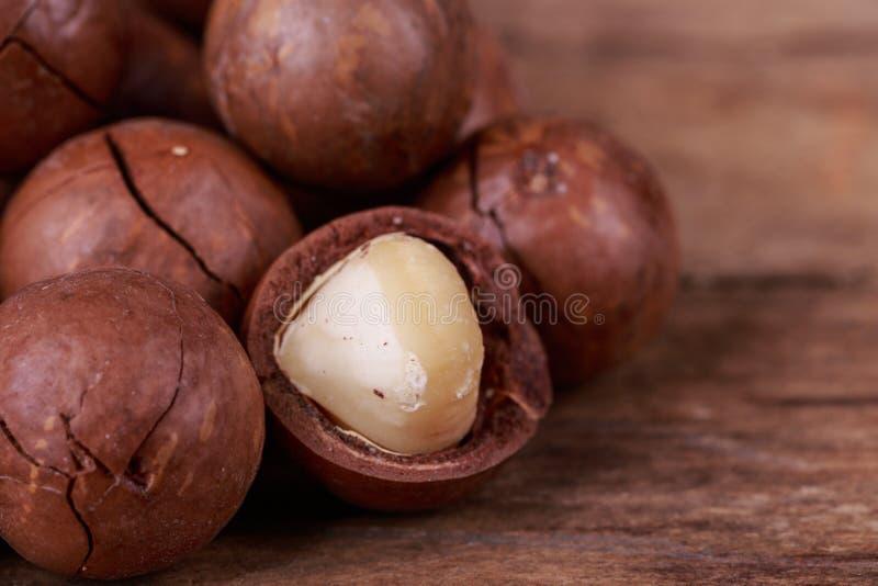 Download Macadamia nuts stock image. Image of open, boombera, nutshell - 36227659