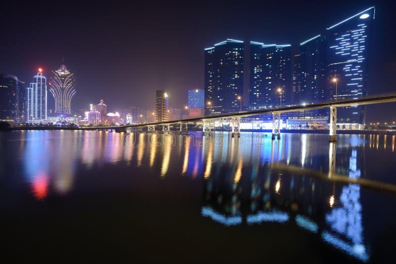 Macao stock foto