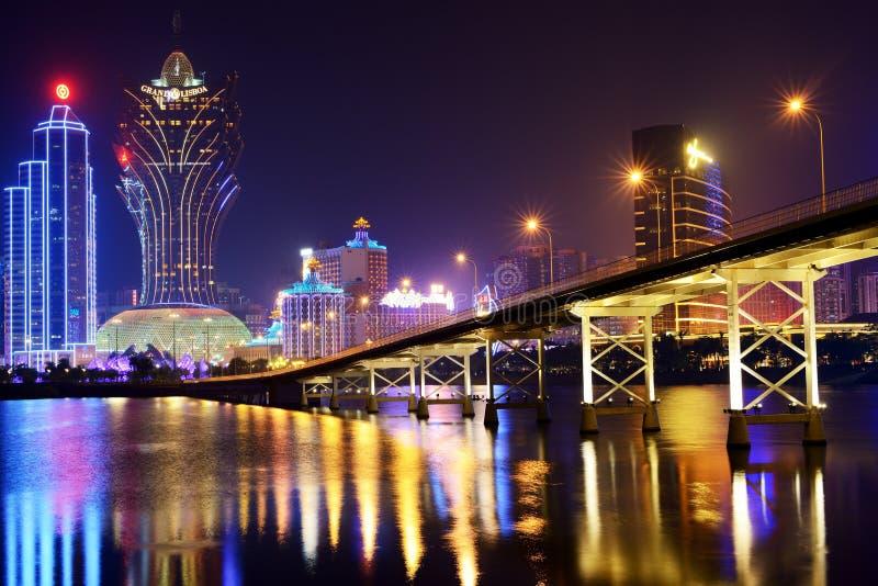 Macao stock foto's