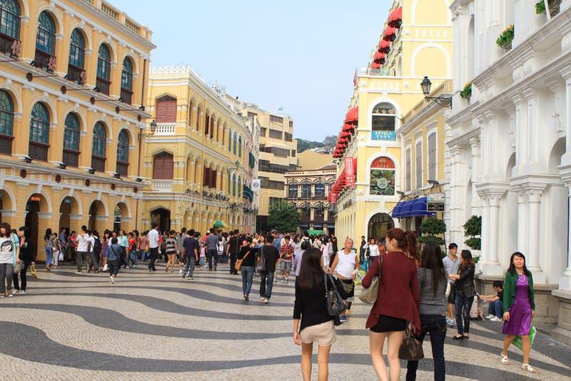 Macao foto de archivo libre de regalías