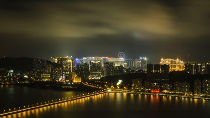 Macao royalty-vrije stock afbeelding
