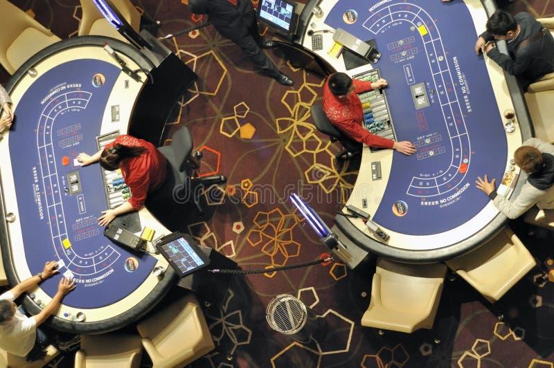 Macao casino stock photography