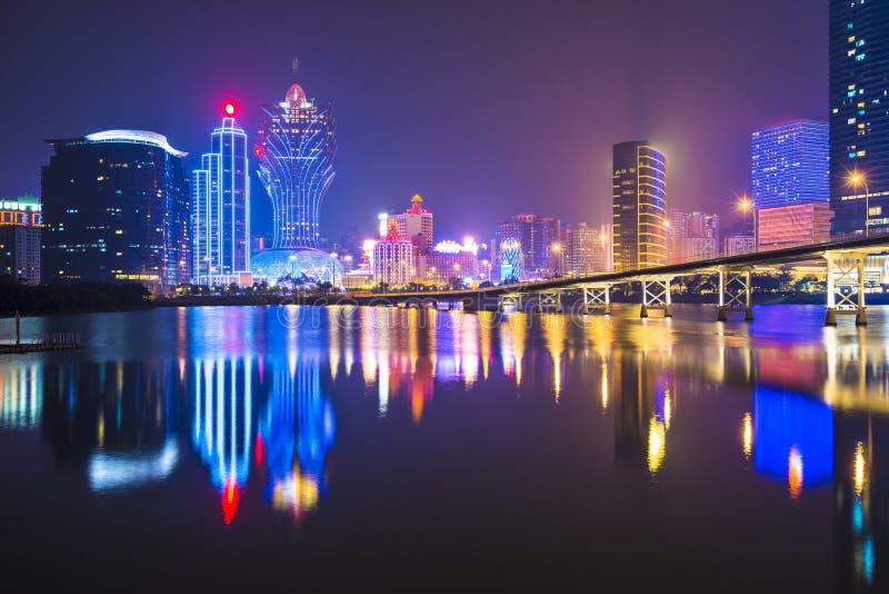 Macao, China royalty-vrije stock afbeelding