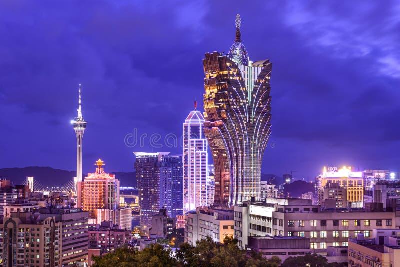 Macao, China imagenes de archivo