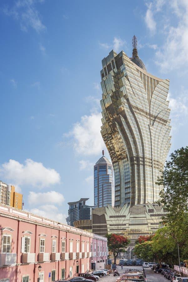 Macao, China royalty-vrije stock foto's
