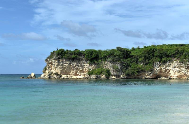 Macao plaża, Punta Cana, republika dominikańska zdjęcia royalty free