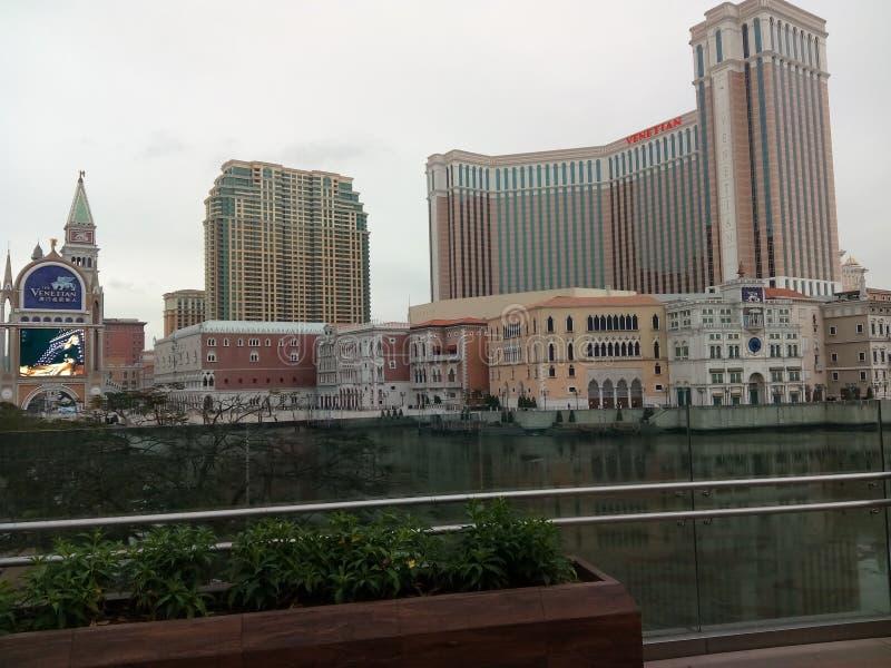 Macao venitian fotografia stock