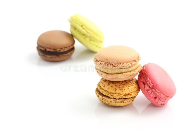 Download Macaron stock image. Image of coffee, confection, lemon - 21431075