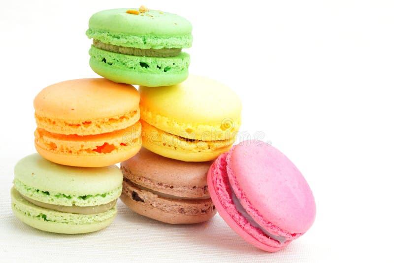 Macaron stockfotografie