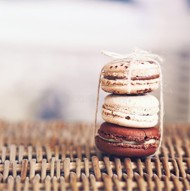 Macaron arkivbild
