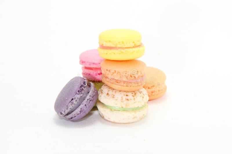 Macaron 免版税库存照片