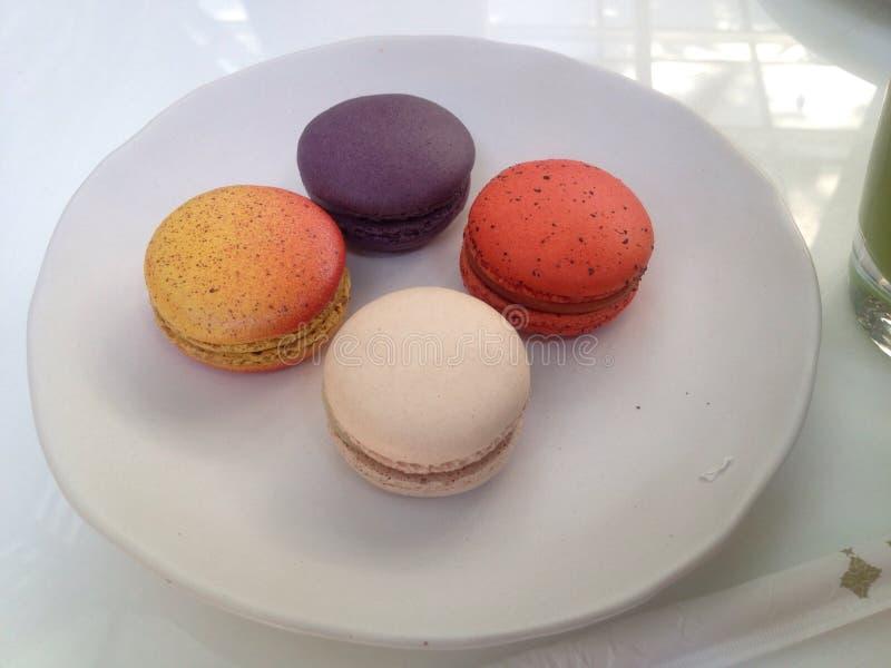 Macaron stock foto