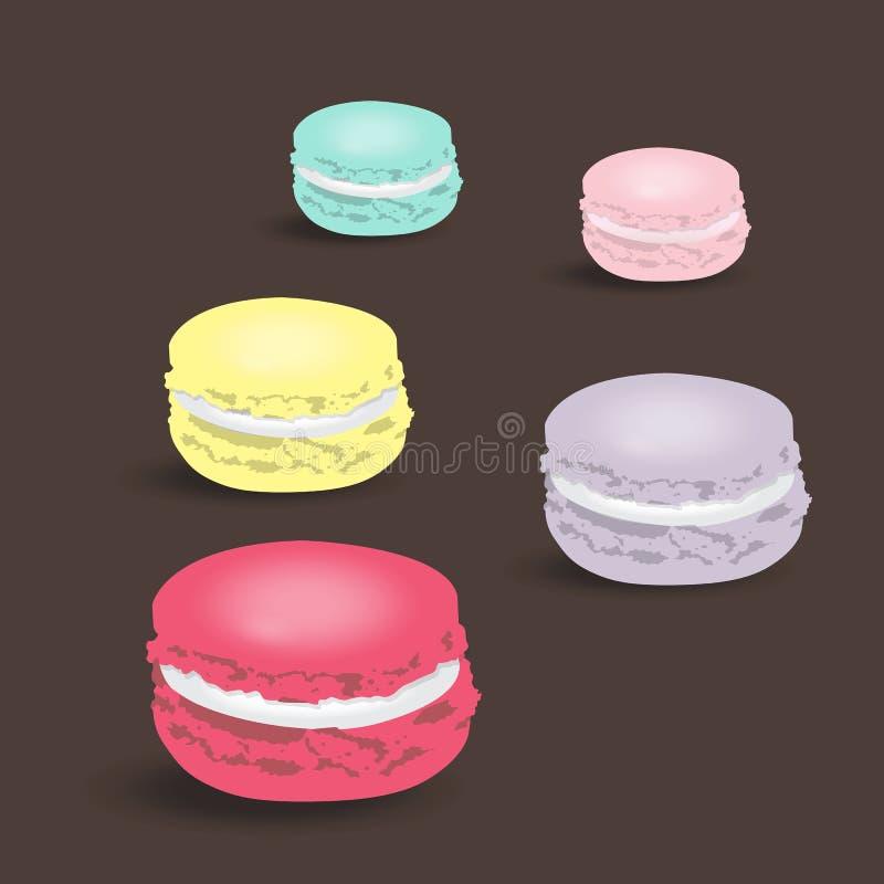 Macaron stock photography