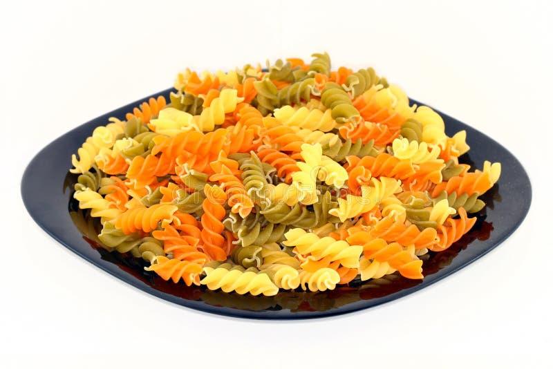 Macarone italiano foto de stock