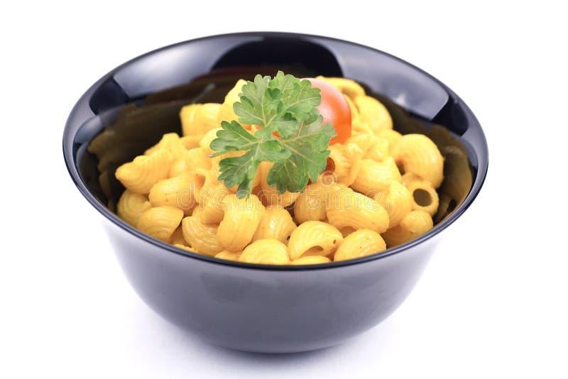 macaroni κύπελλων στοκ εικόνες