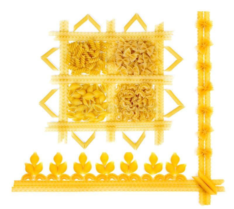 macaroni πρότυπα στοκ εικόνα με δικαίωμα ελεύθερης χρήσης