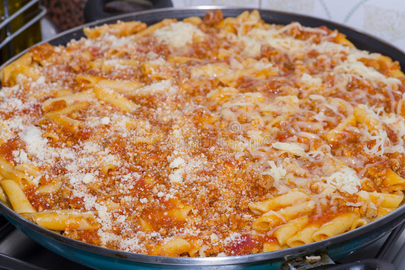macaroni στοκ φωτογραφία