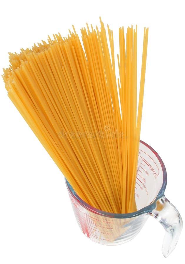 Macaroni in bank stock foto's
