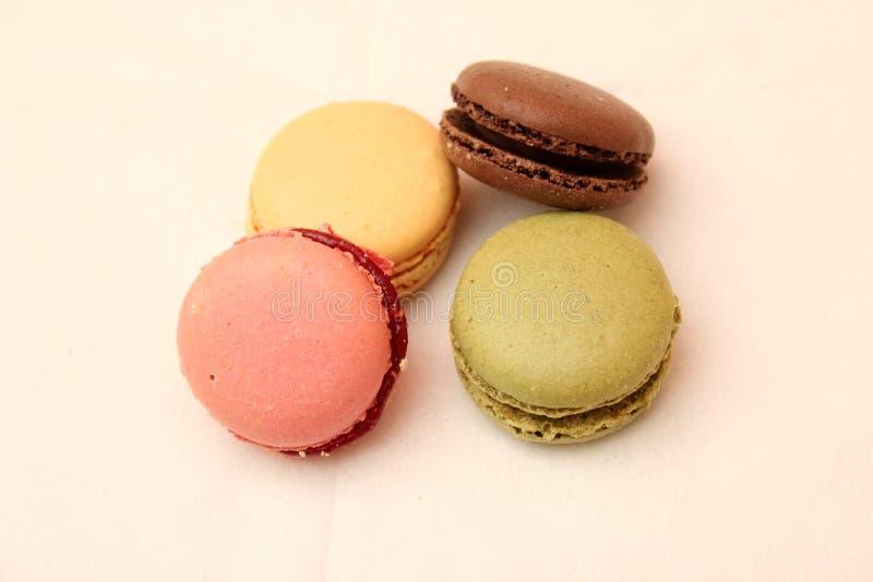 Macarons fotos de stock royalty free