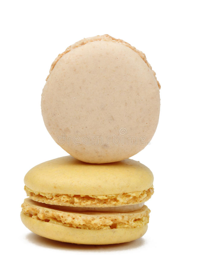 Download Macarons stock image. Image of isolated, macarons, objects - 20265003
