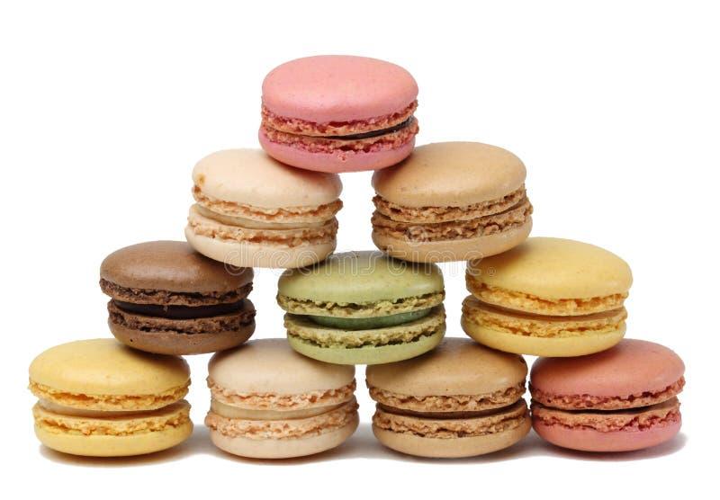 Macarons Royalty Free Stock Photos