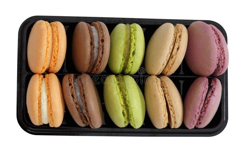 Download Macarons stock photo. Image of green, upper, macarons - 28043290