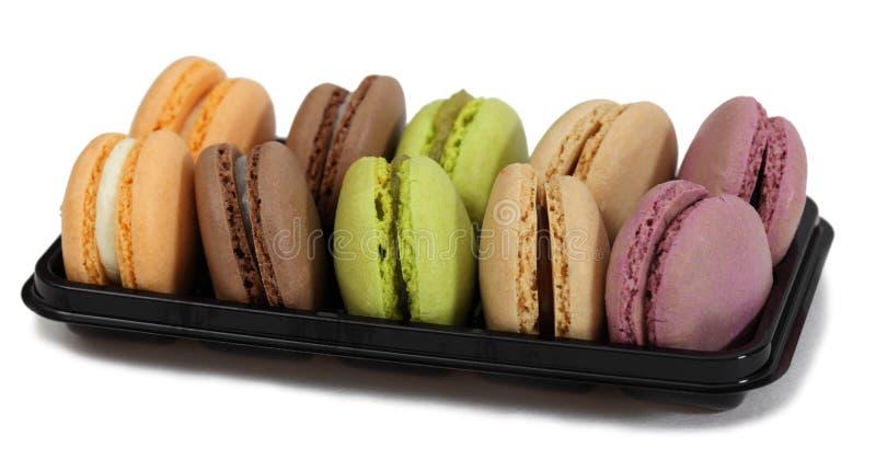 Macarons Stockbild