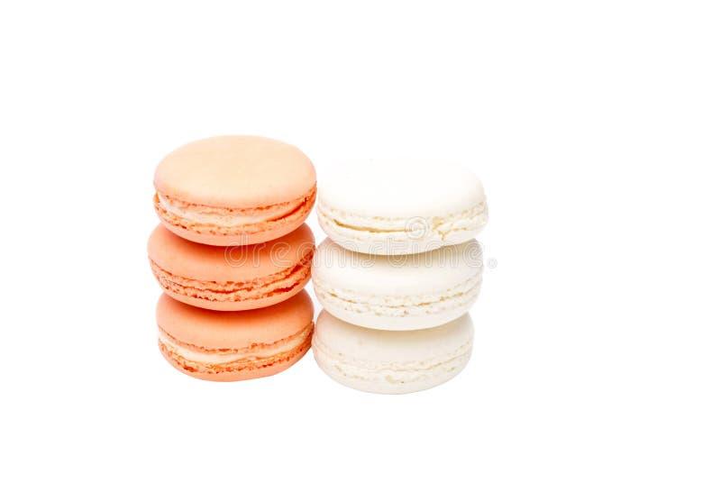 Macarons obraz royalty free