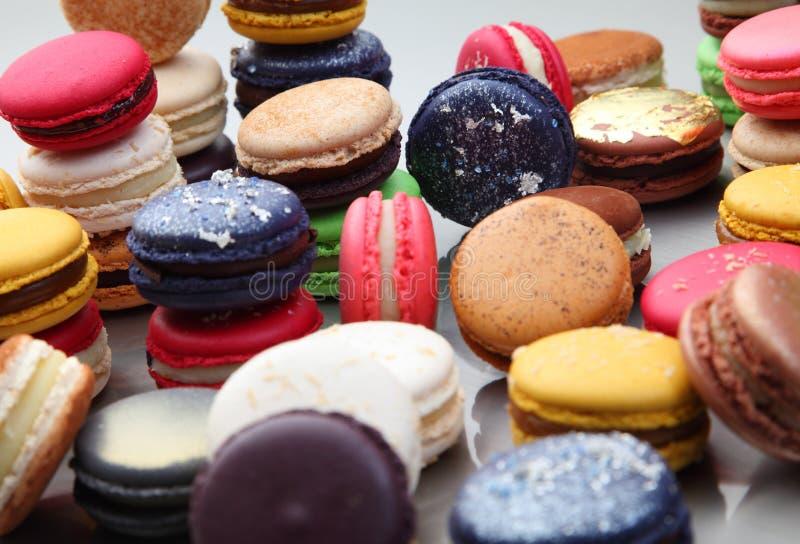 Macarons стоковое изображение rf