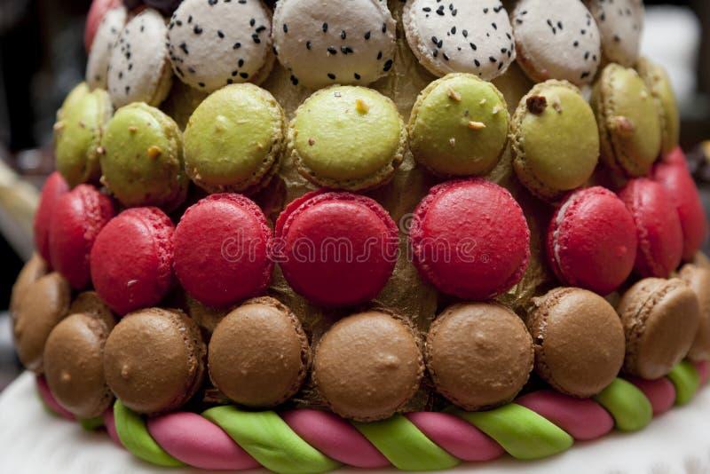 Macarons στοκ φωτογραφίες