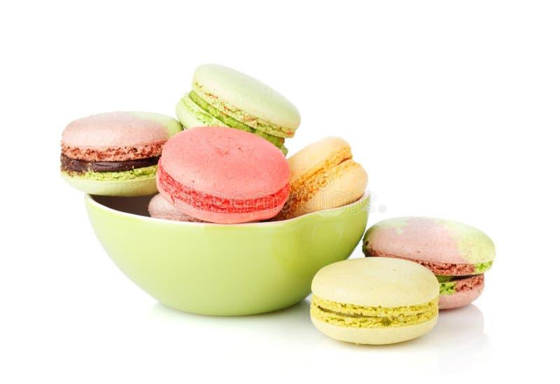 Download Macarons coloridos foto de stock. Imagem de refeição - 29834922