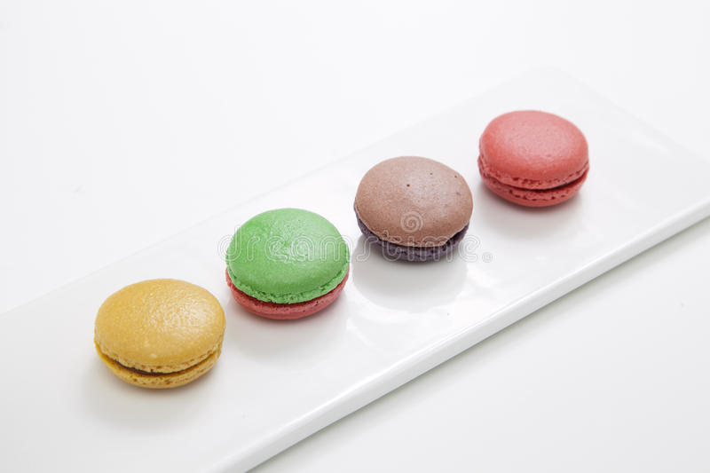 Download Macarons in dish stock photo. Image of sugar, cookie - 30032184