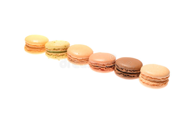 Download Macarons stock image. Image of stacked, cookie, space - 30623723