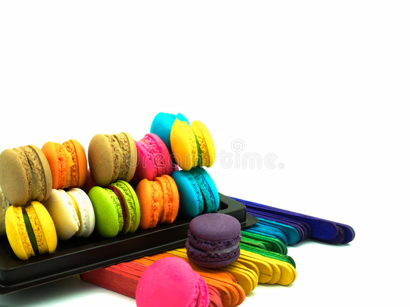 Download Macarons Stock Photo - Image: 83724575