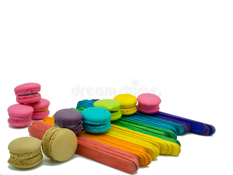Download Macarons Stock Photo - Image: 83724582