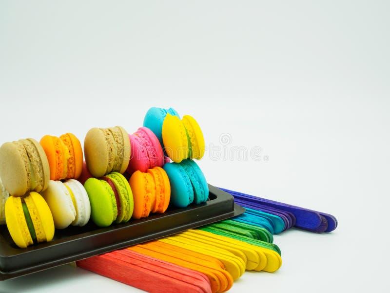 Download Macarons Stock Photo - Image: 83724598