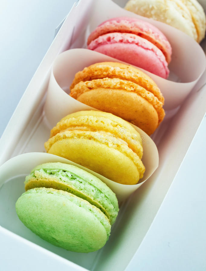 Macarons stock image image 35812841 for Confection cuisine