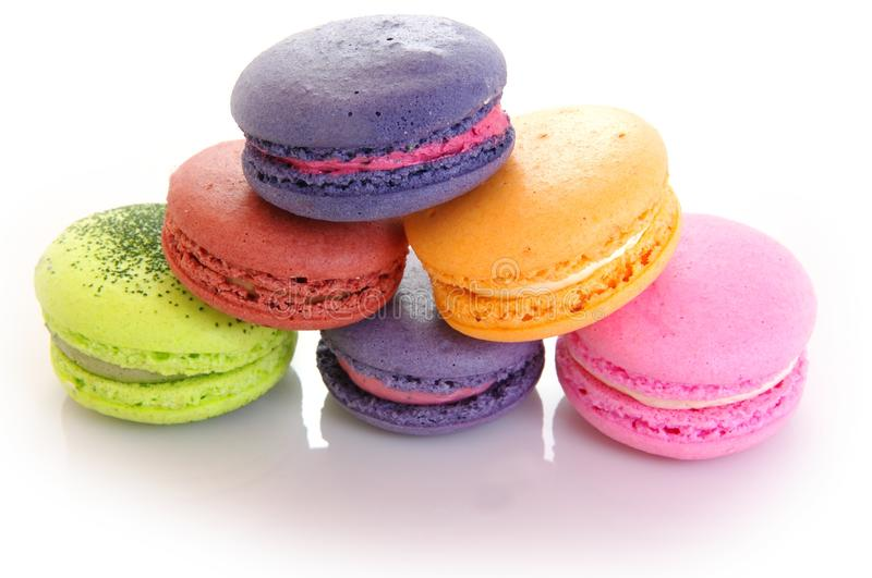 Download Macaroons stock photo. Image of pink, macaron, delicious - 13430152