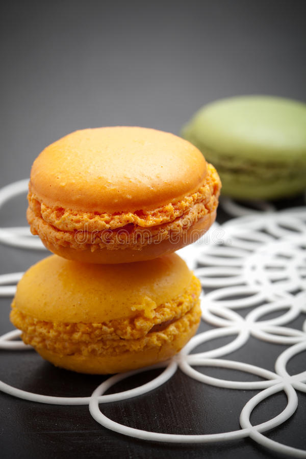 Download Macaroons stock photo. Image of group, biscuit, dessert - 27665434