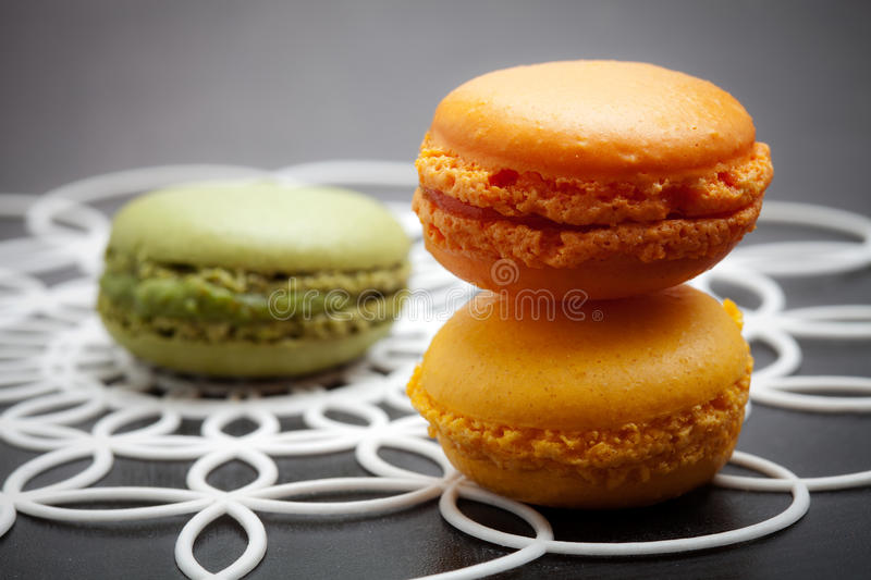 Download Macaroons stock image. Image of cookie, cuisine, french - 27665445