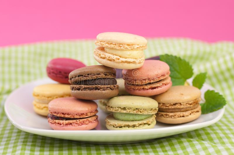 Download Macaroons Stock Photo - Image: 29522510