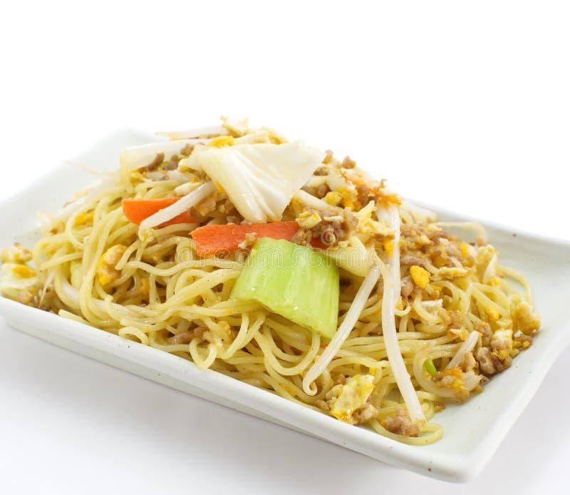 Download Macarronetes Fritados Chinês Imagem de Stock - Imagem de savory, jantar: 29846211