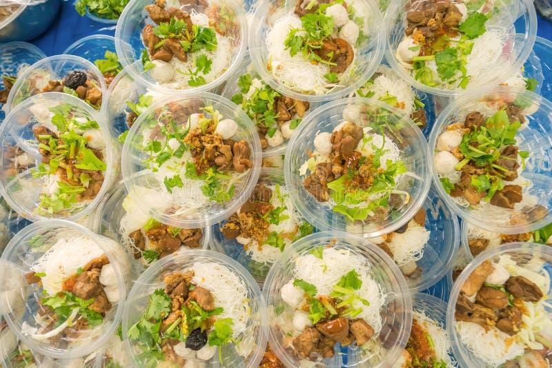 macarronetes ou sopa japonesa dos ramen com carne de porco para o almoço fotografia de stock royalty free