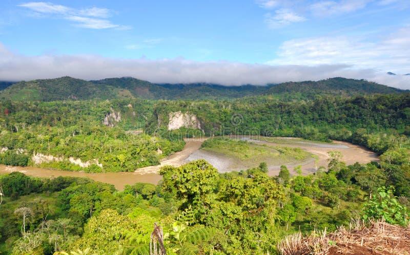 Macas, Ecuador lizenzfreies stockfoto