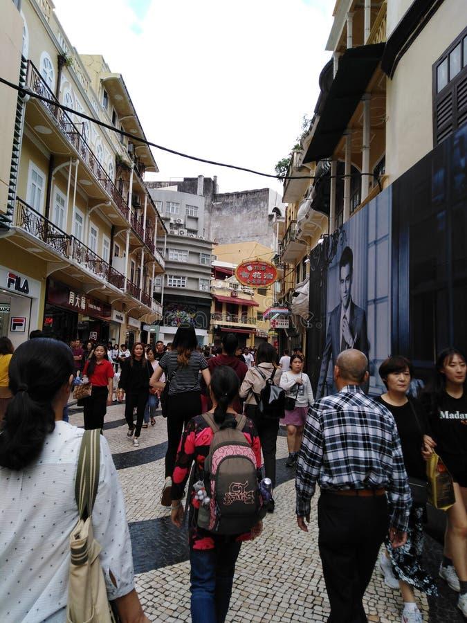 Macau fotografia de stock royalty free
