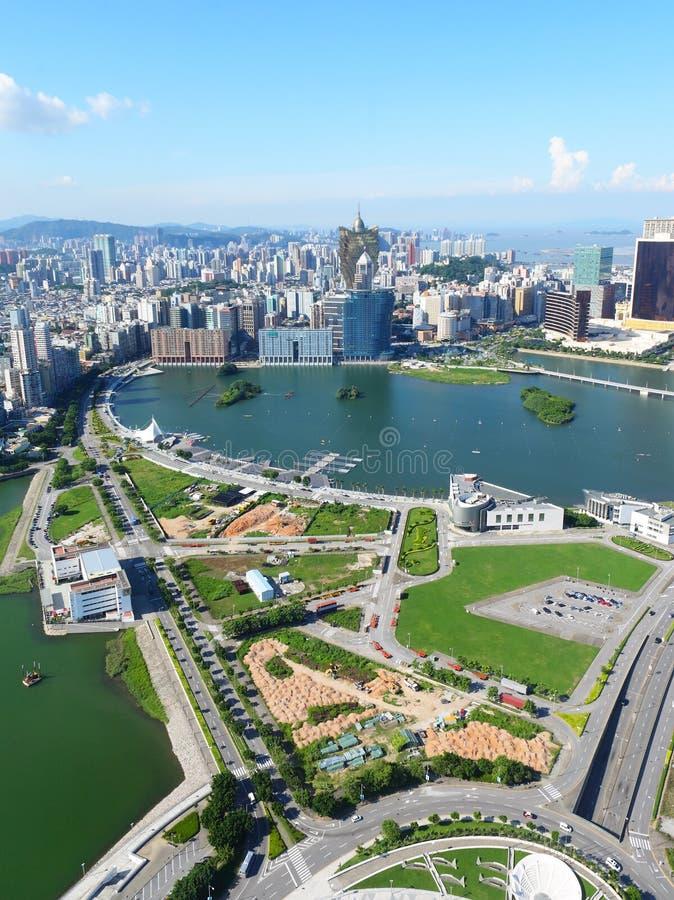 Macau lizenzfreies stockbild